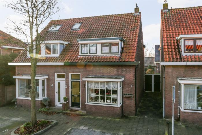 Crocussenstraat 10 , Lisse - Chantal Lefeber Makelaardij